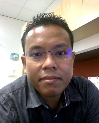 Dr Shahril Ismail